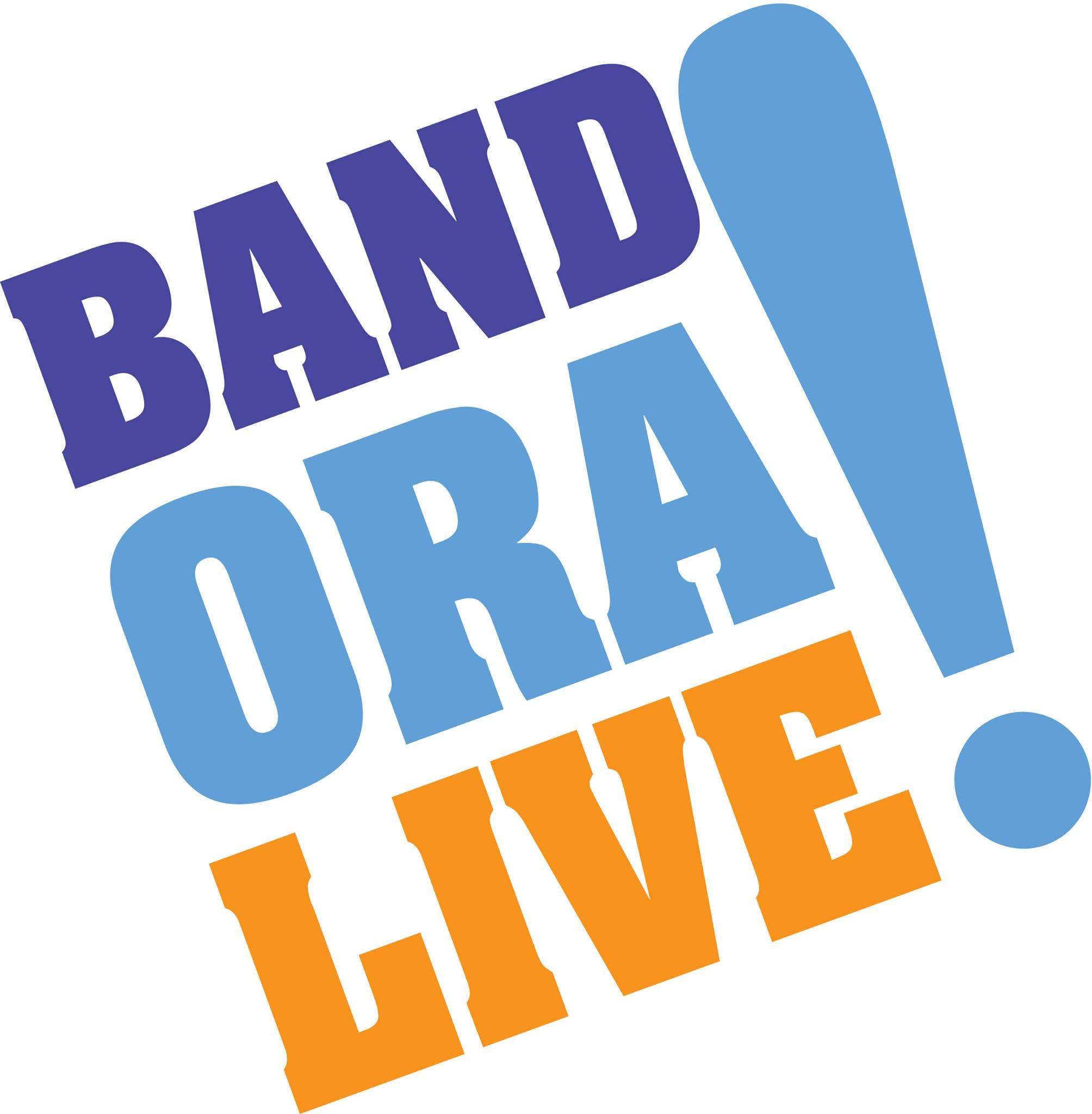 Logo del concorso Band Ora Live!