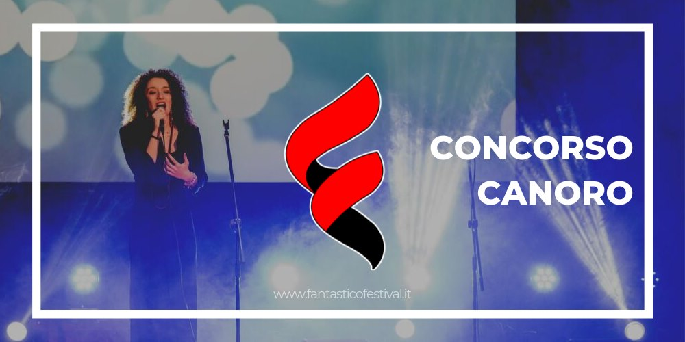 Fantastico Festival 6 concorso canoro