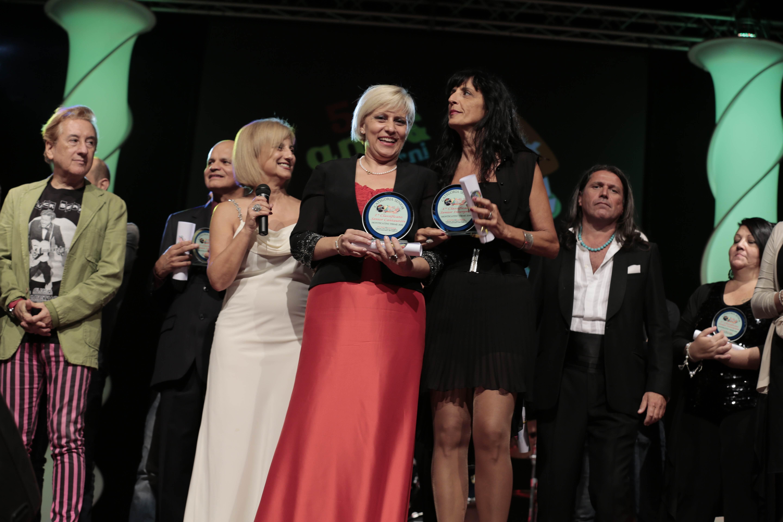 Vincitrice Categoria Senior 2014