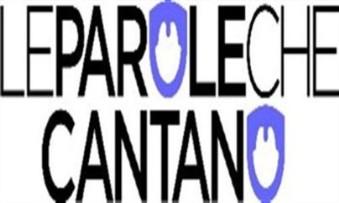 Logo Concorso Le parole che cantano