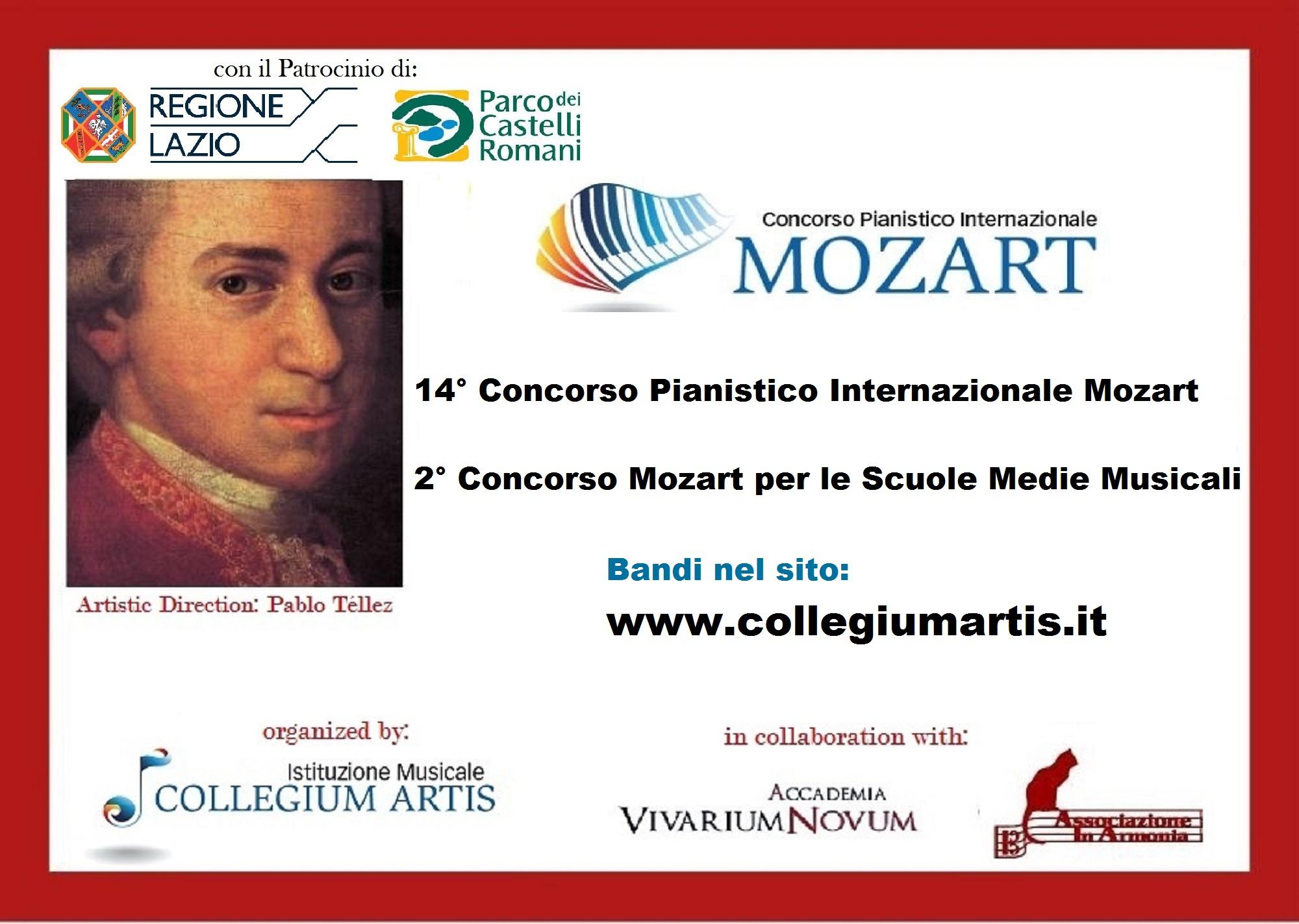Concorso Mozart