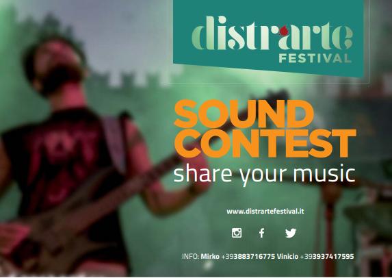 Distrarte Sound Contest 2020