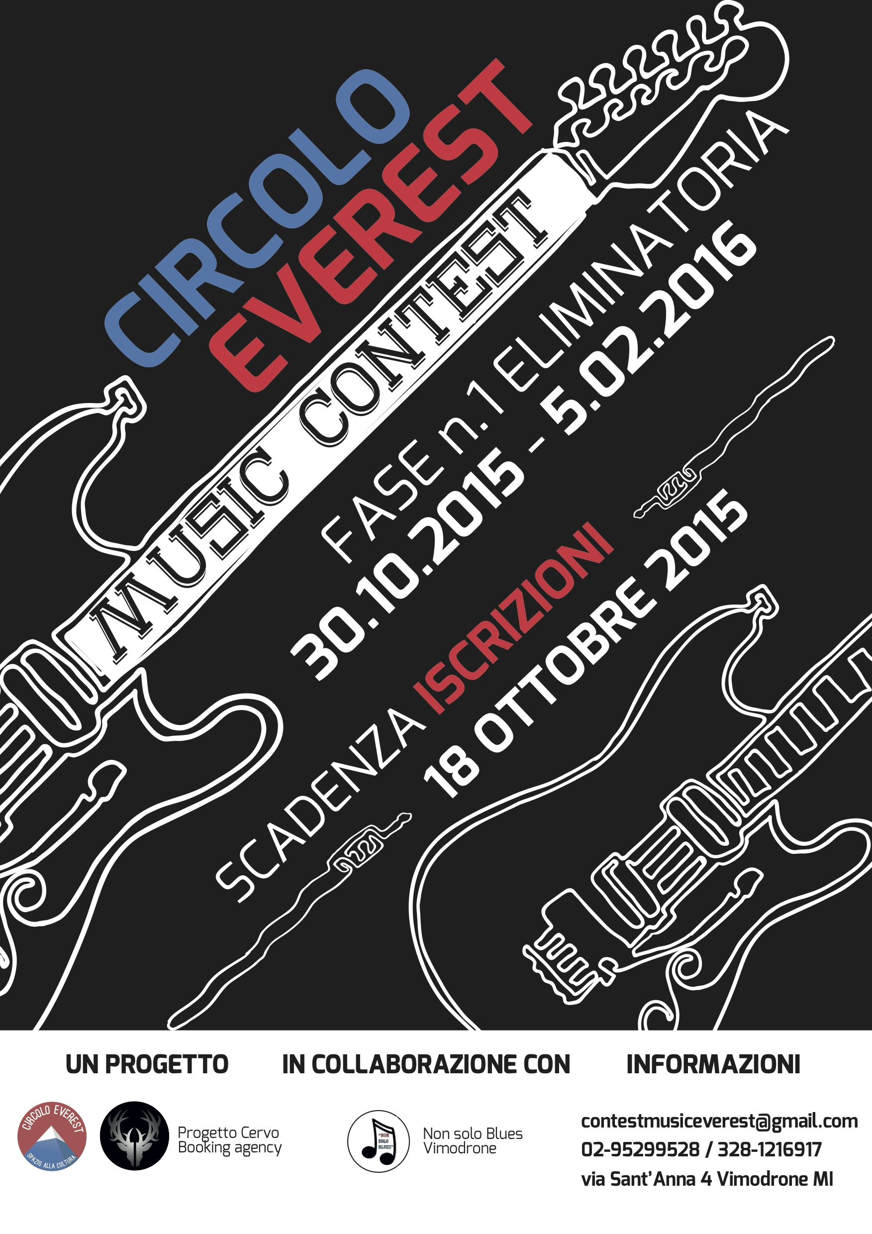 Circolo Everest Music Contest