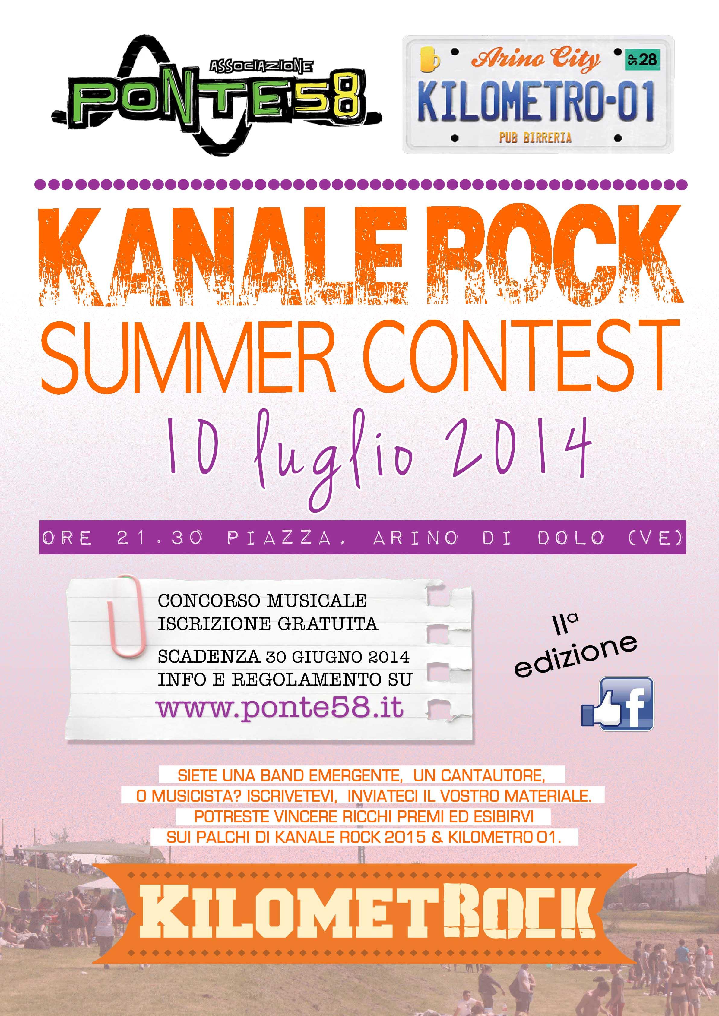 KanaleRockSummerContest2014