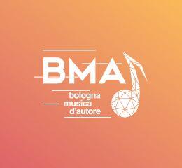 BMA Bologna Musica d'Autore logo