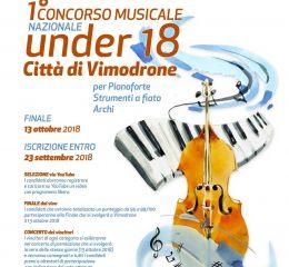 """Concorso Musicale Nazionale """"Città di Vimodrone"""""""