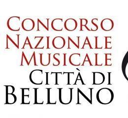 Logo Concorso Musicale Città di Belluno