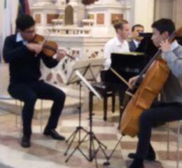 Trio Antenore, vincitore dell'edizione 2018