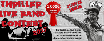 Thriller Live Band Contest 2017