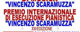 Concorso internazionale Scaramuzza 2018