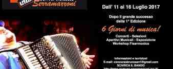 Concorso Internazionale Bruno Serri di fisarmonica e composizione per fisarmonica