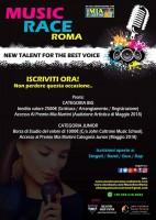 Ritratto di Music_Race_Roma