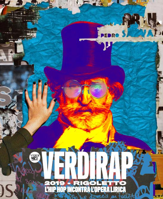 Locandina Verdi Rap 2019