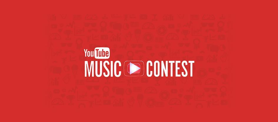 TouTube Music Contest
